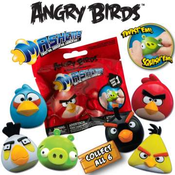 angrybirds mashems